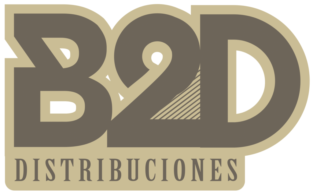 Logotipo B2D Distribuciones